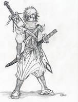 The Ninja by unityx3
