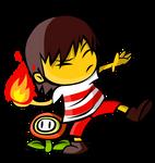 Fire Frisk