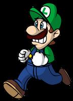Luigi by eKarasz