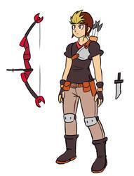 Archer Toniyo by eKarasz
