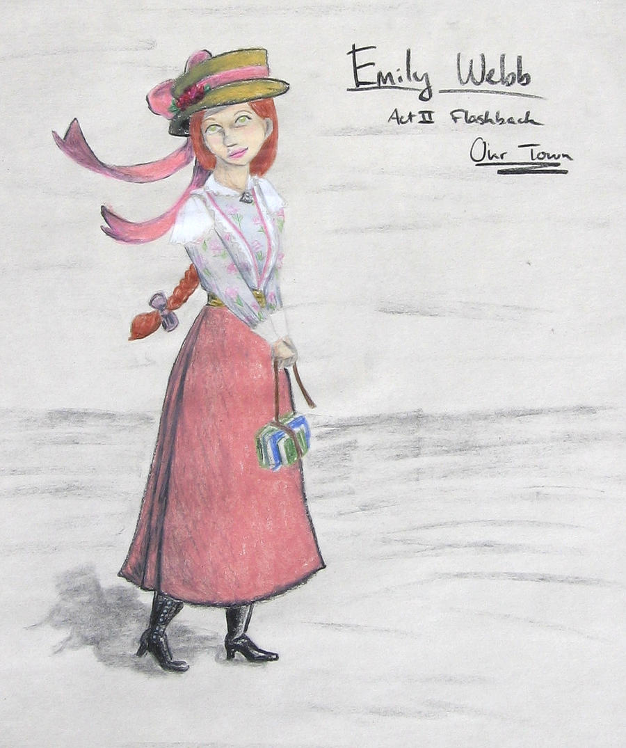 the daily life of george gibbs in our town Emily experiences qualms about starting a new life with george our town the daily life of george gibbs in our town.