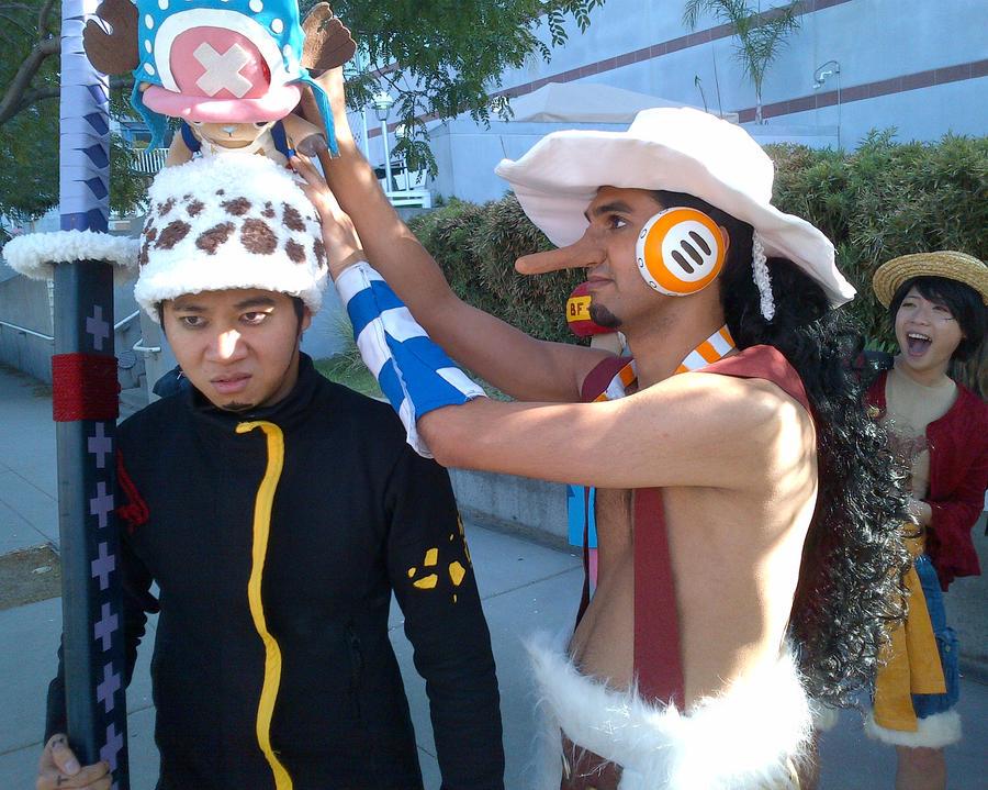 Law One Piece Time Skip