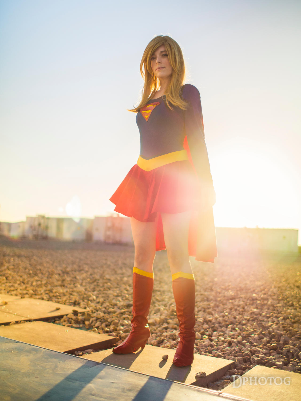 Super Girl by Deadpool790