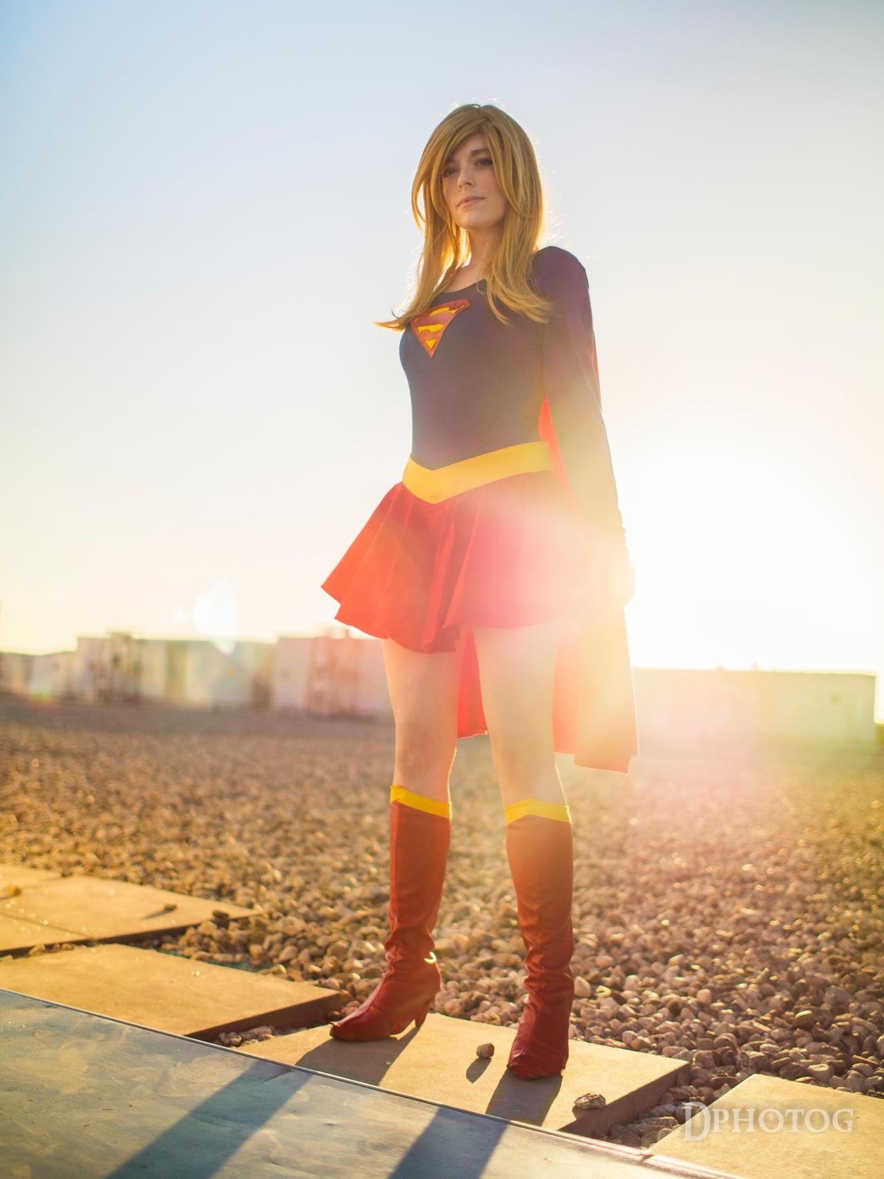 Super Girl by Deadpool790