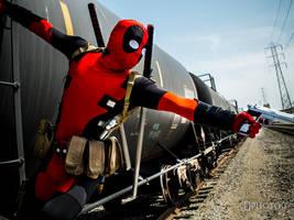Deadpool's Train