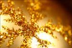 Spangled flake Christmas
