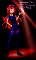 Terraria fan-art: Check My Fresh (Blood Moon)
