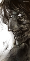 Titan Eren doodle