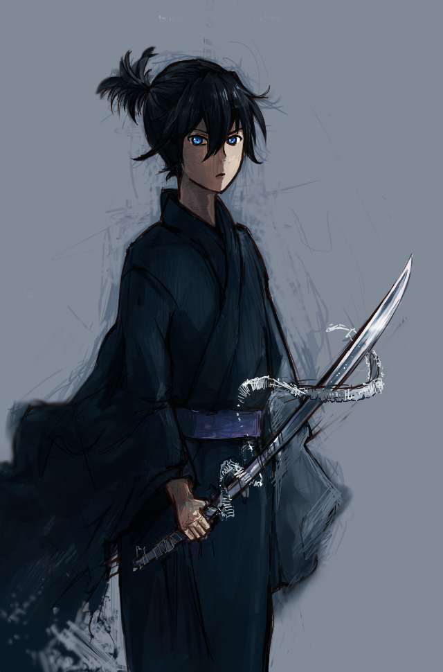 Noragami : Yato by zoklock on DeviantArt