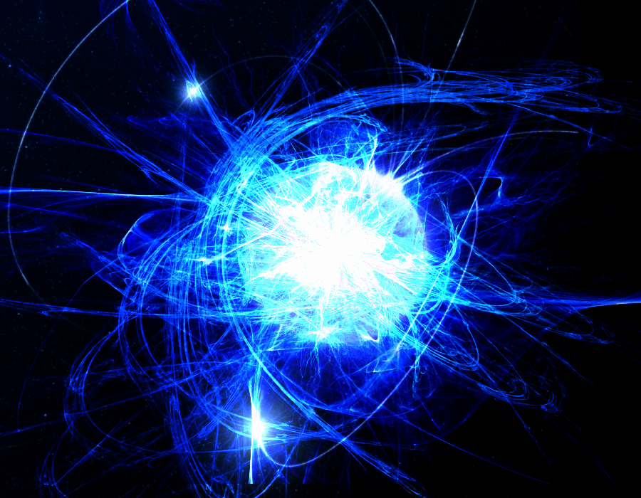 Electro Atom by Mada151