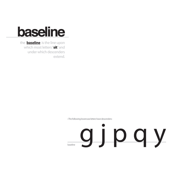 typography term baseline by liciousdesign on deviantart