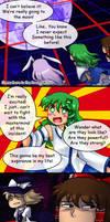 Touhou Comics: Lunarians..