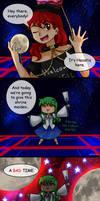 Touhou Comics: Bad Time