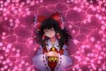 Sleeping in a sakura-colored sea