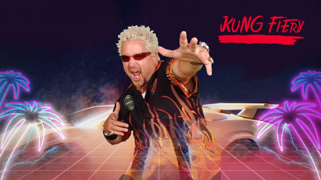 Kung Fiery by johnLenonnade