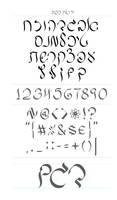 Font Design - IratKavod