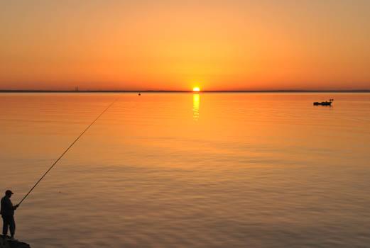 Fishing suns