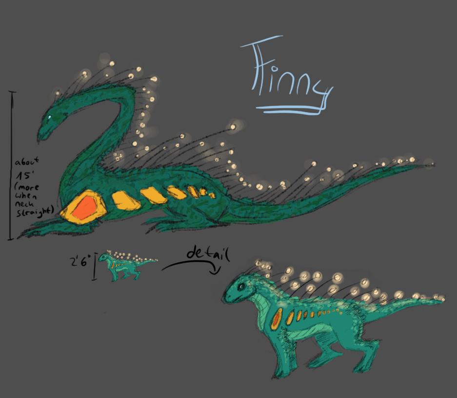 Finny by timmytier