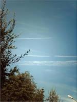 Linee nel cielo... by NessaElf