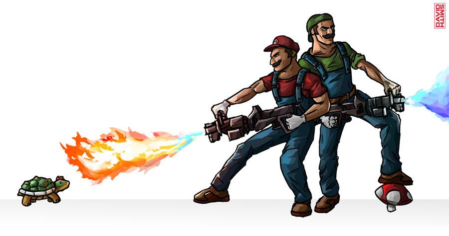 Fire Bros.