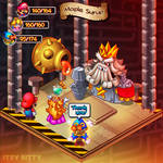 Smithy Fight  ~Mario RPG~