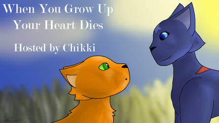 When You Grow Up Your Heart Dies Thumbnail Entry by FudgeBrownie12356791