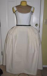 Petticoat mockup