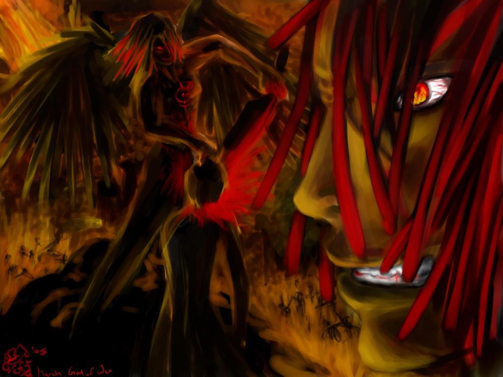 Mars- God of War by c-chan on DeviantArt