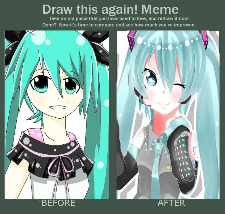 Draw This Again CONTEST by Ari-Alia