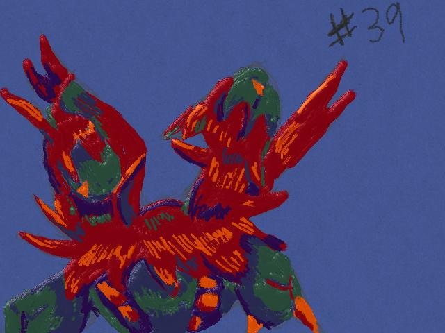 Zweilous (palette 39) by bluehoundoom