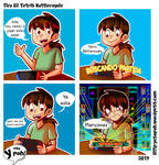 Tira 02 Tetris Battle Royale by HaruRed