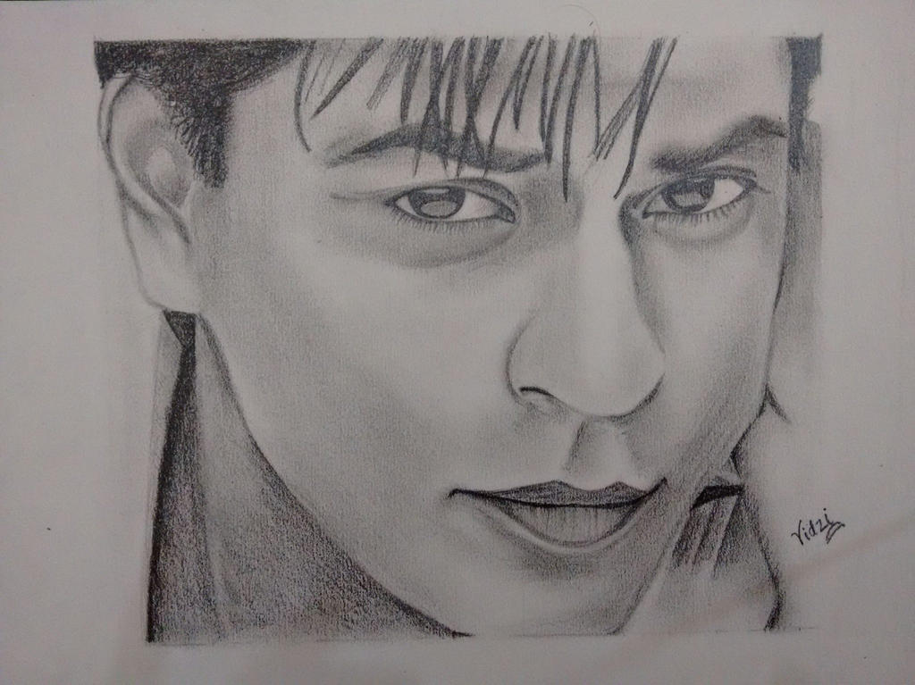 ShahRukhKhan by Vidzi25
