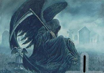 The Solemn Grim Reaper by Lord-Of-Slipknot