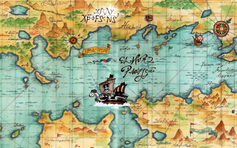 World Voyage 1440 x 900 WP by Shishioh on deviantART