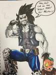 Lobo commission drawing