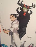 Samurai Jack  by jokerlover94