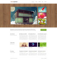 Woodpress - wordpress by iTrako