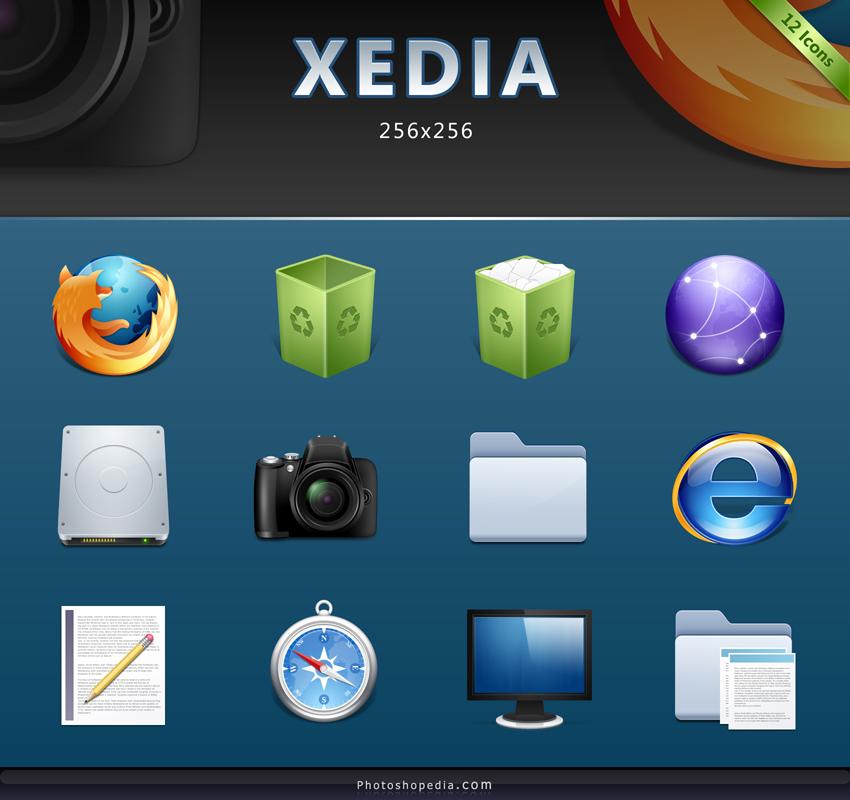 Xedia by kyo-tux