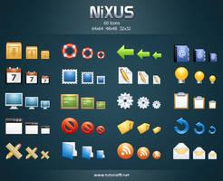 NiXUS by kyo-tux