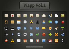 Wapp Vol.1 by kyo-tux
