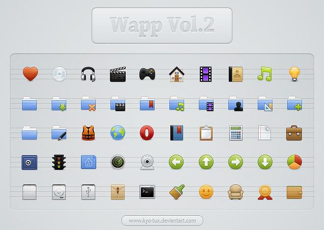 Wapp Vol.2 by kyo-tux