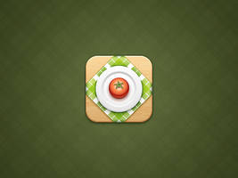 Restaurant iOS by kyo-tux