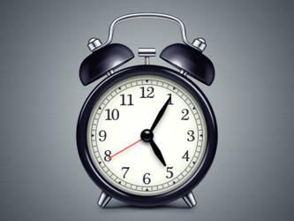 Alarm Clock by kyo-tux