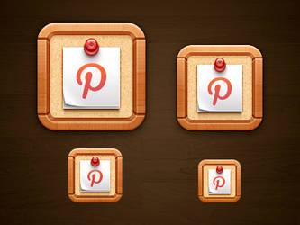 Pinteresting iOS by kyo-tux