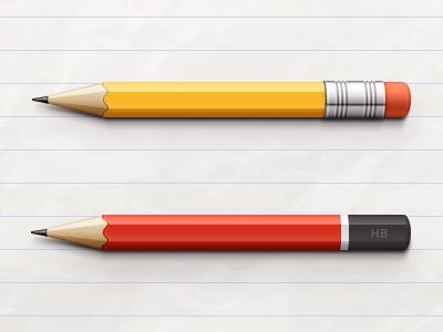 Pencils by kyo-tux