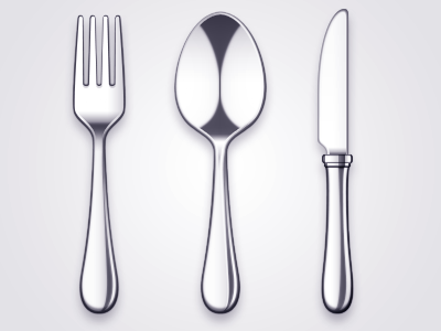 Utensils by kyo-tux