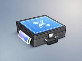 Briefcase by kyo-tux