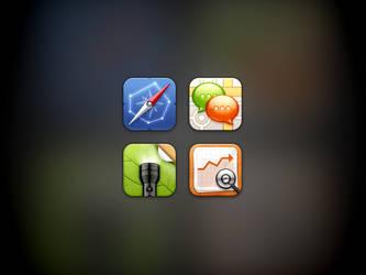 Mix iOS Icons