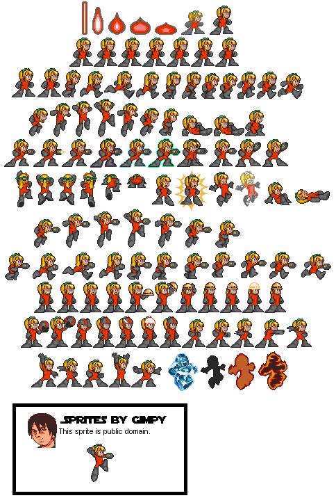 Megaman Sprite Game Download Easyxiluss Blog