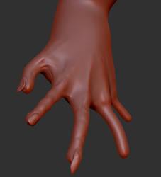 Manicure? by effete-denizen